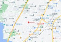 千早 Google map